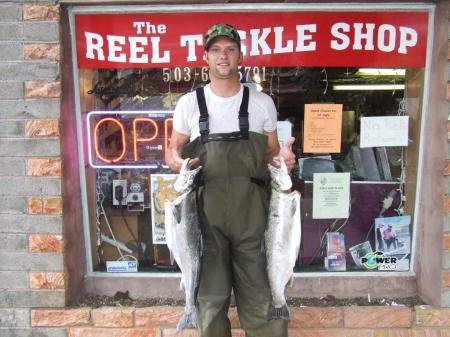 (THE REEL TACKLE SHOP)