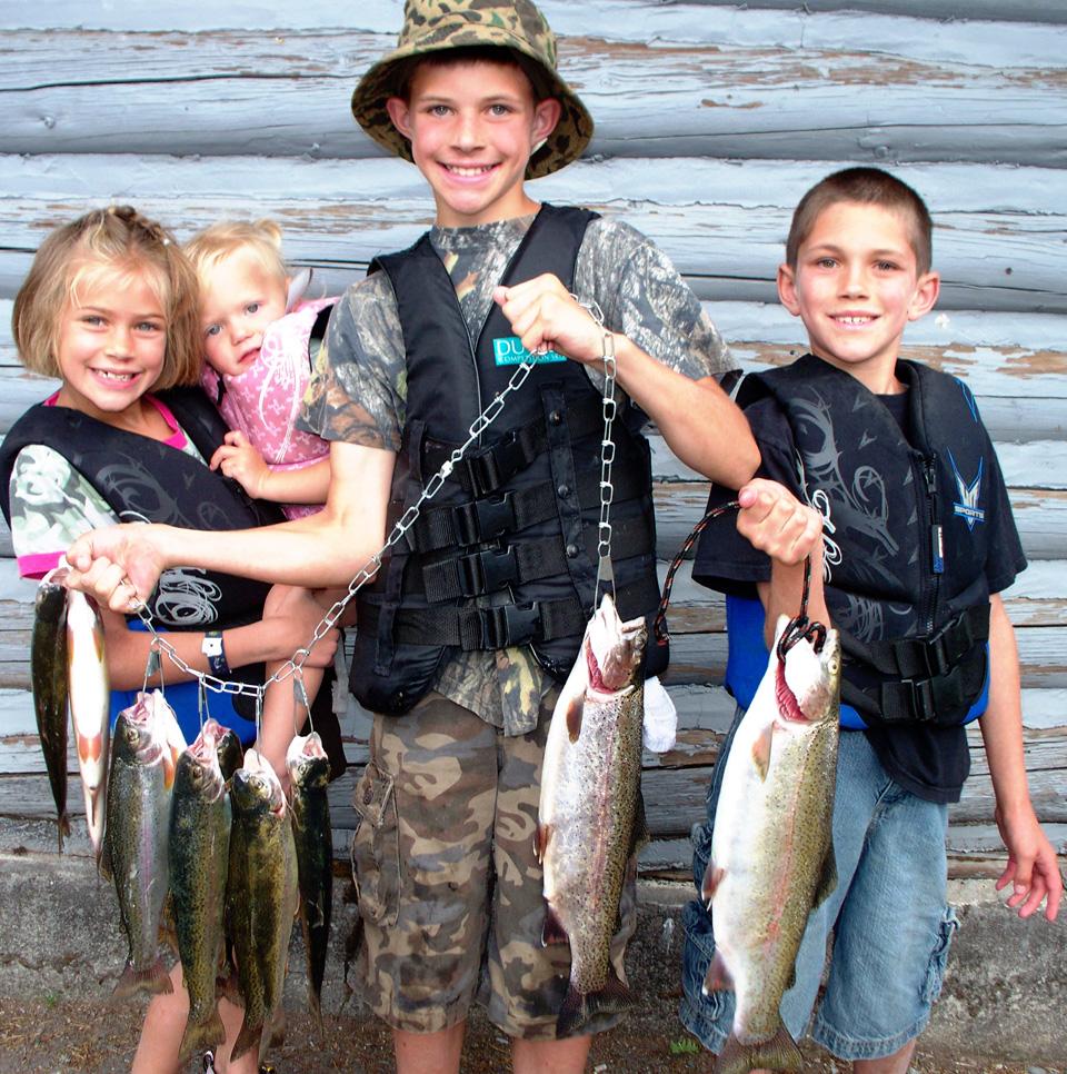 Diamond lake fishing report northwest sportsman for Diamond lake fishing report
