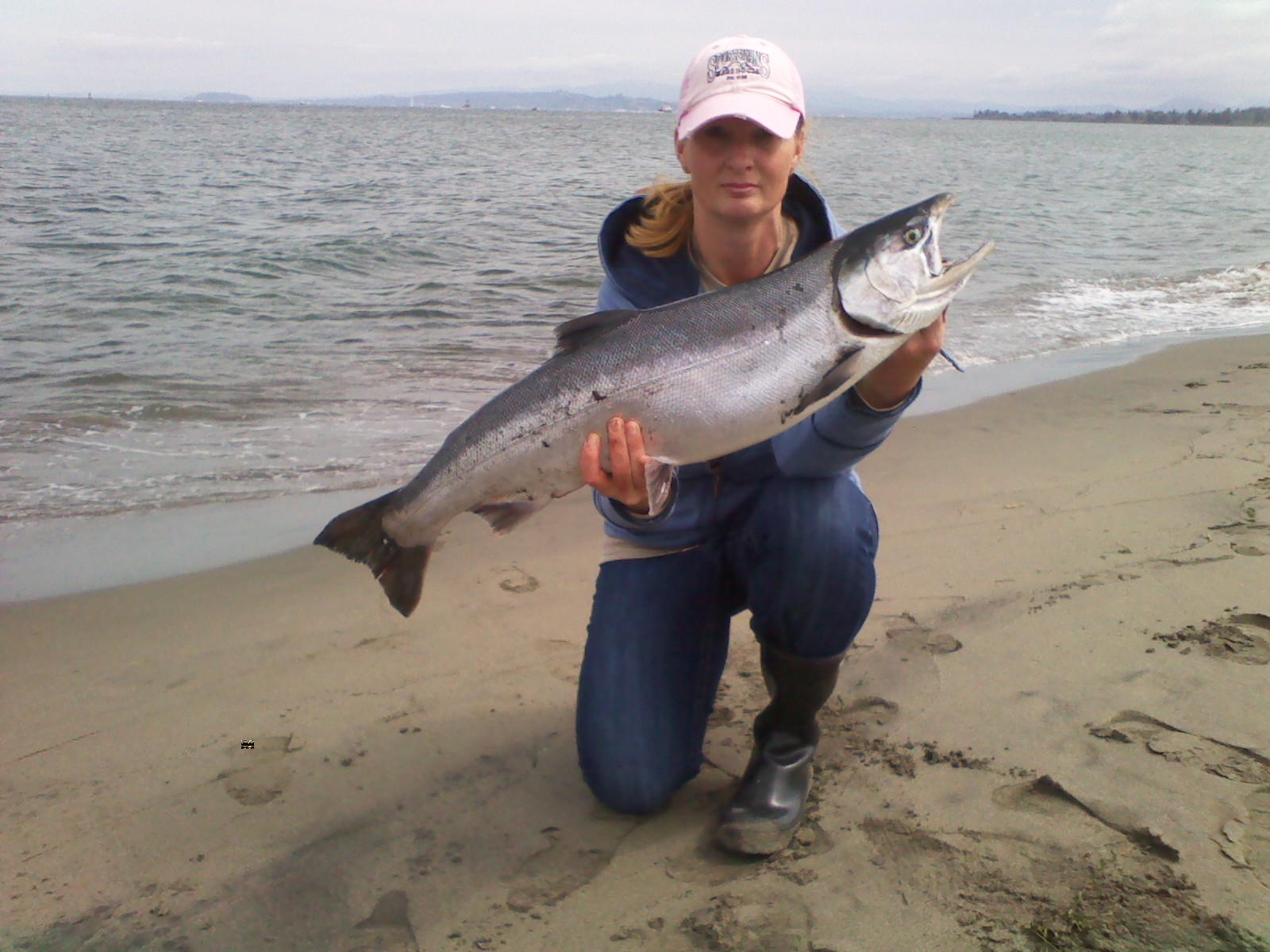 Fishing report archive oregon coast central oregon coast for Oregon coast fishing report