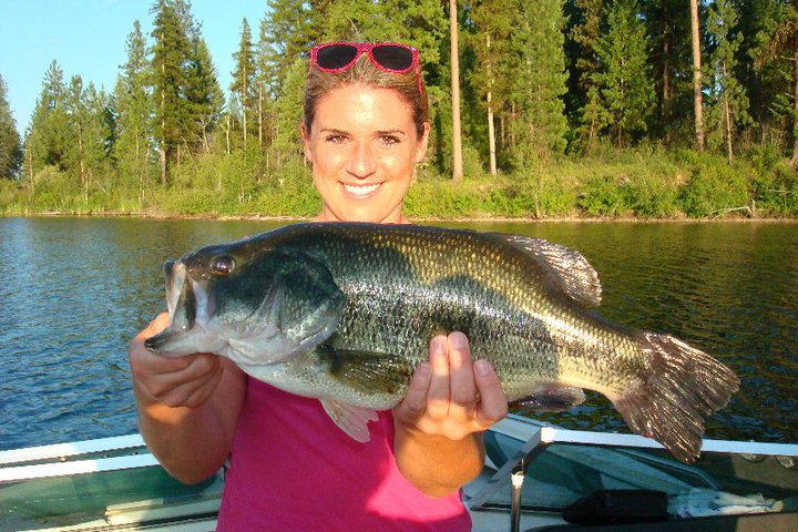 301 moved permanently for Bass fishing idaho