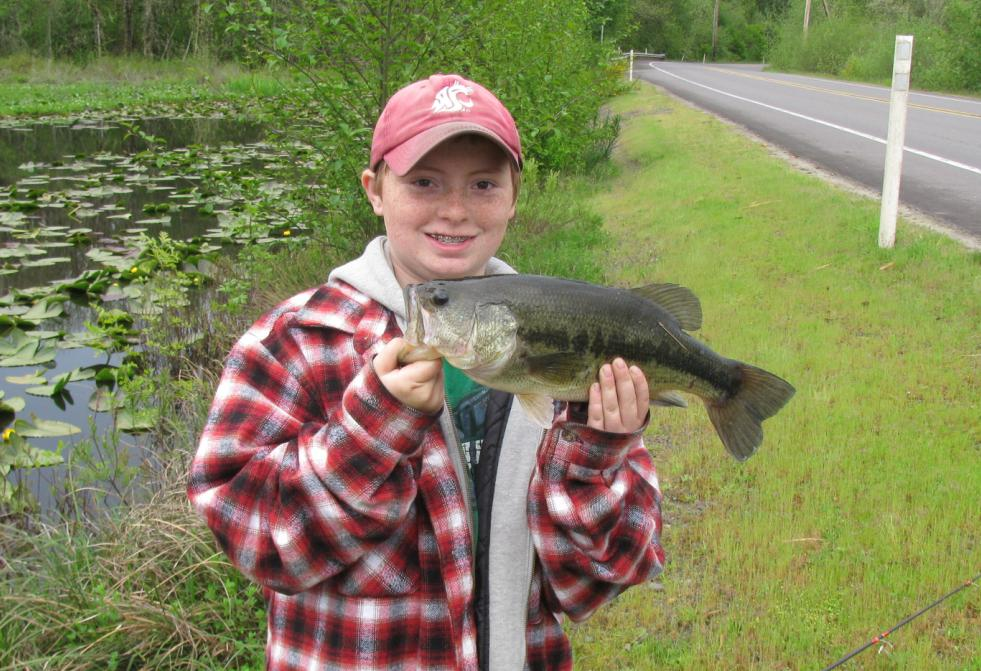 Sw wa columbia fishing report 5 23 11 northwest sportsman for Silver lake washington fishing